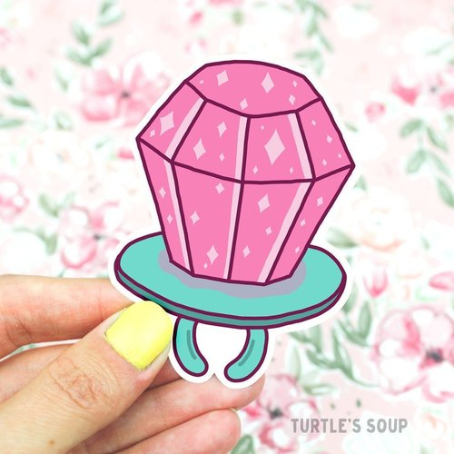 $2.99 RING POP STICKER