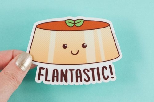 $2.99 FLANTASTIC STICKER