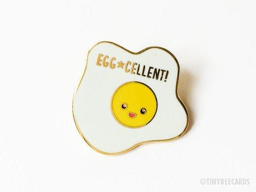 $11.99 EGGCELLENT PIN