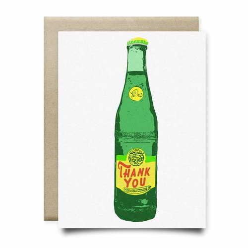 $4.99 TOPO CHICO THANK YOU CARD
