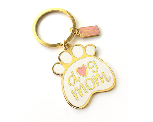 $14.99 DOG MOM KEYCHAIN
