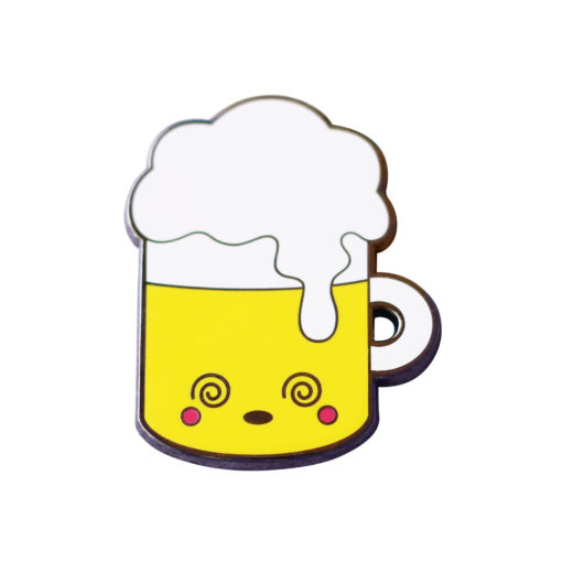 $9.95 DRUNK BEER PIN