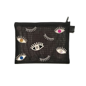 $11.99 EYE SEE YOU MAKEUP BAG