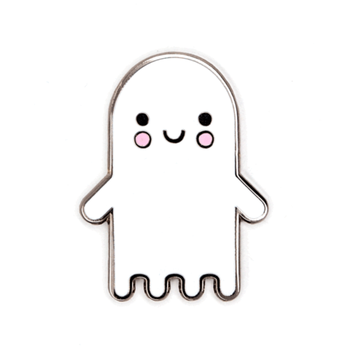 $9.99 GHOST BABY PIN