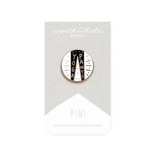 $11.99 YOGA PANTS PIN