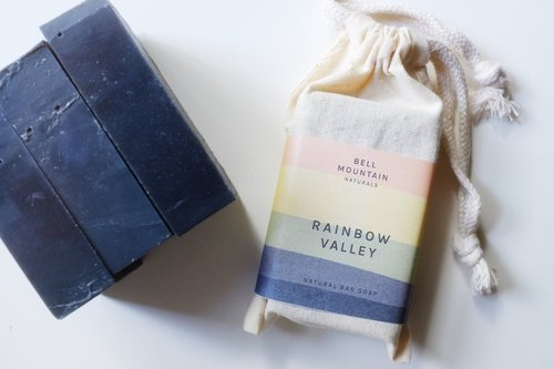 $8.99 RAINBOW VALLEY VEGAN SOAP