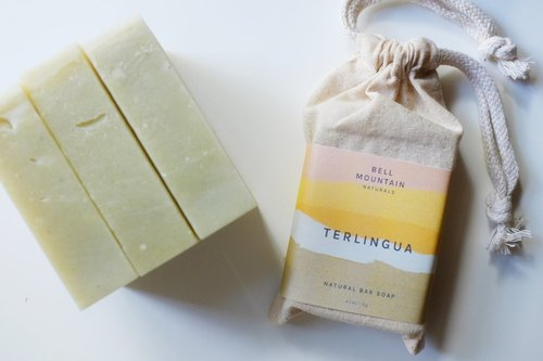 $8.99 TERLINGUA VEGAN SOAP