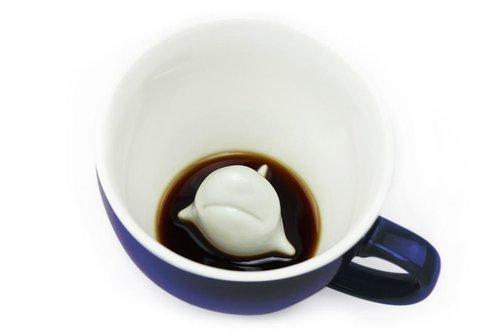 $14.99 CREATURE CUP SHARK MUG
