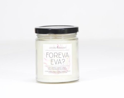 $19.99 FOREVA EVA? MERMAID SOY CANDLE
