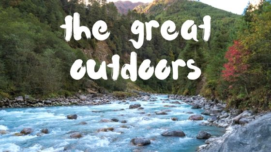 THE GREAT OUTDOORS COLLECTION
