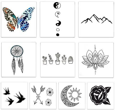 $11.99 FREE SPIRIT TEMPORARY TATTOO PACK