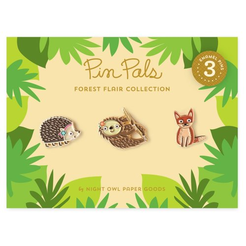 $23.99 FOREST FLAIR PINS