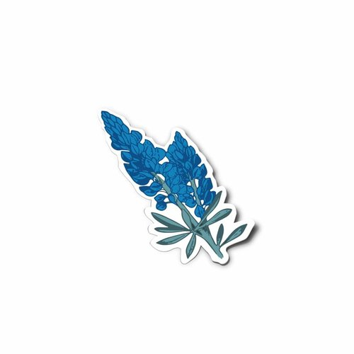 $2.95 BLUEBONNETS STICKER