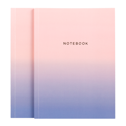 $8.99 SUNSET NOTEBOOK SET