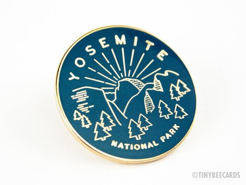 $11.99 YOSEMITE NATIONAL PARK PIN