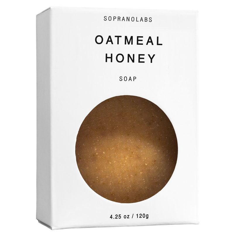 $9.99 OATMEAL HONEY VEGAN SOAP
