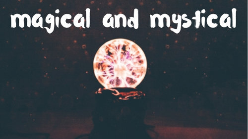 SHOP ALL MAGICAL & MYSTICAL GIFTS