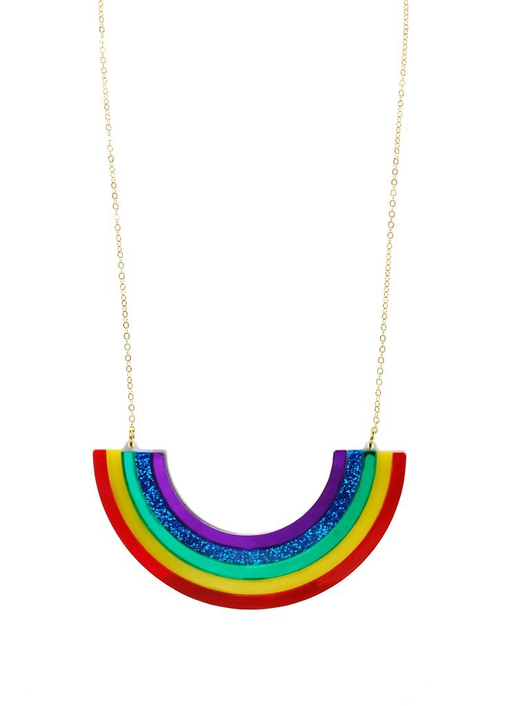 $38.99 RAINBOW NECKLACE
