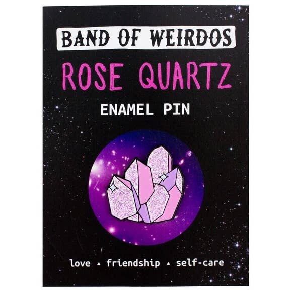 $9.99 ROSE QUARTZ PIN
