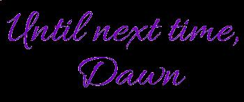 Dawn - Rock the Cane