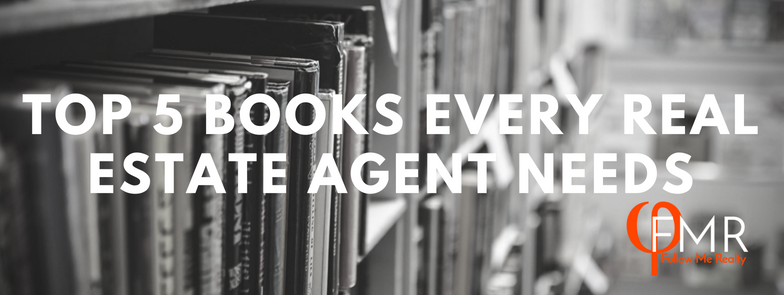 Ep 19: TOP 5 BOOKS EVERY REAL ESTATE AGENT NEEDS - Spoiler alert: The 10x Rule means aiming for a goal that's 10 times higher than where you are now. Now you know the rule, but you should still pick up the book to discover how to identify your goals