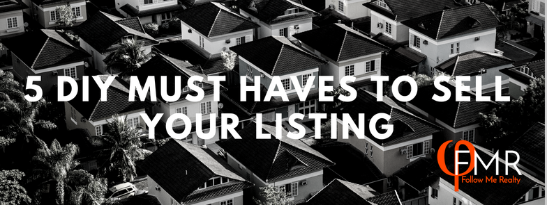 EP 21: 5 DIY MUST HAVES TO SELL YOUR LISTING - Tech has evolved to be friendly to your real estate career in so many ways. From submitting an offer right at a home showing for your buyers, to using Instagram to showcase your new listing, the new Realtor tool bag consists of more than just a clipboard and pen.