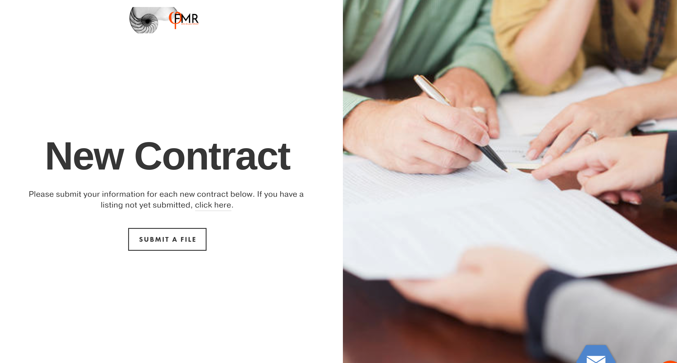 contracts follow me realty