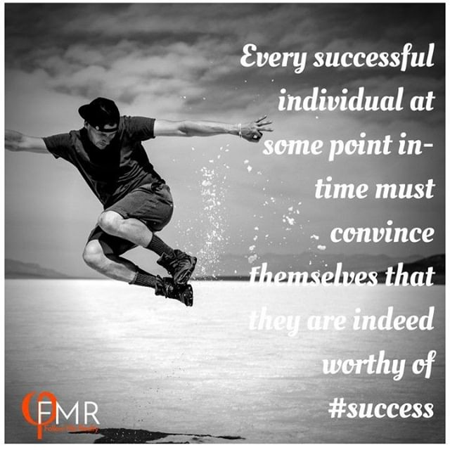 Every successful individual at some point in-time must convince themselves that they are indeed worthy of #success⠀ -⠀ -⠀ -⠀ -⠀ -⠀ #FollowMeRealty #WhoDoYouFollow #success #entrepreneur #entrepreneurship #entrepreneurs #entrepreneurlife #Realtor #Philosophy #Mindset #10x #Startup #vc #venturecapital #the4hourworkweek #venturecapitalist #Angelinvestor #yourfirst100million #investor #investors #wisdom #thinkandgrowrich #Dominate #Billionaire #Lifestyle #Realestate #quote #qla #realestateagent