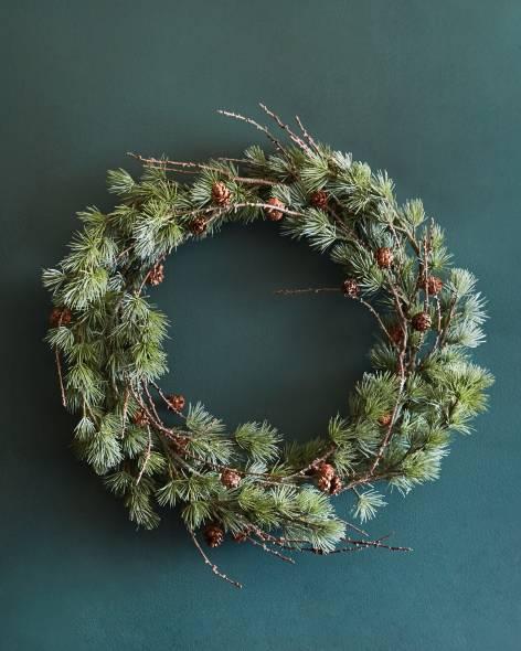 WRG-1741019_Frozen Pine Wreath_Main-2.jpg