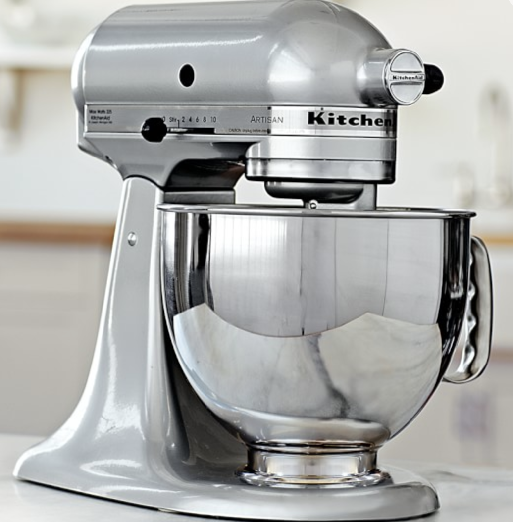 KitchenAid Mixer for $279! Almost 50% off!