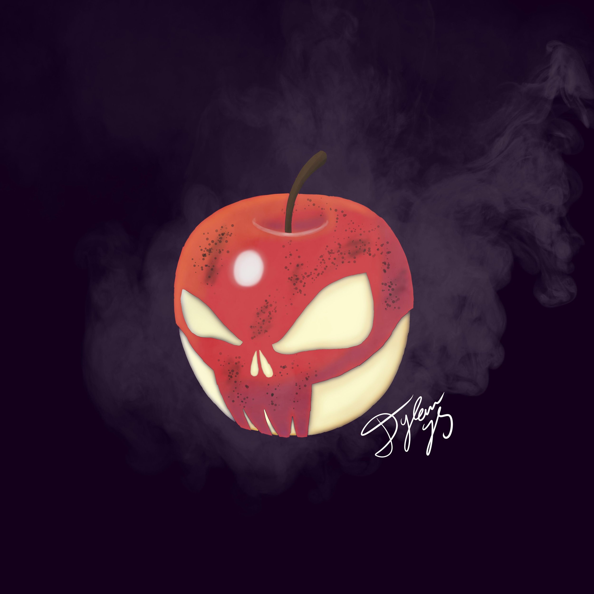 Wicked Apple by Dylan Barrus