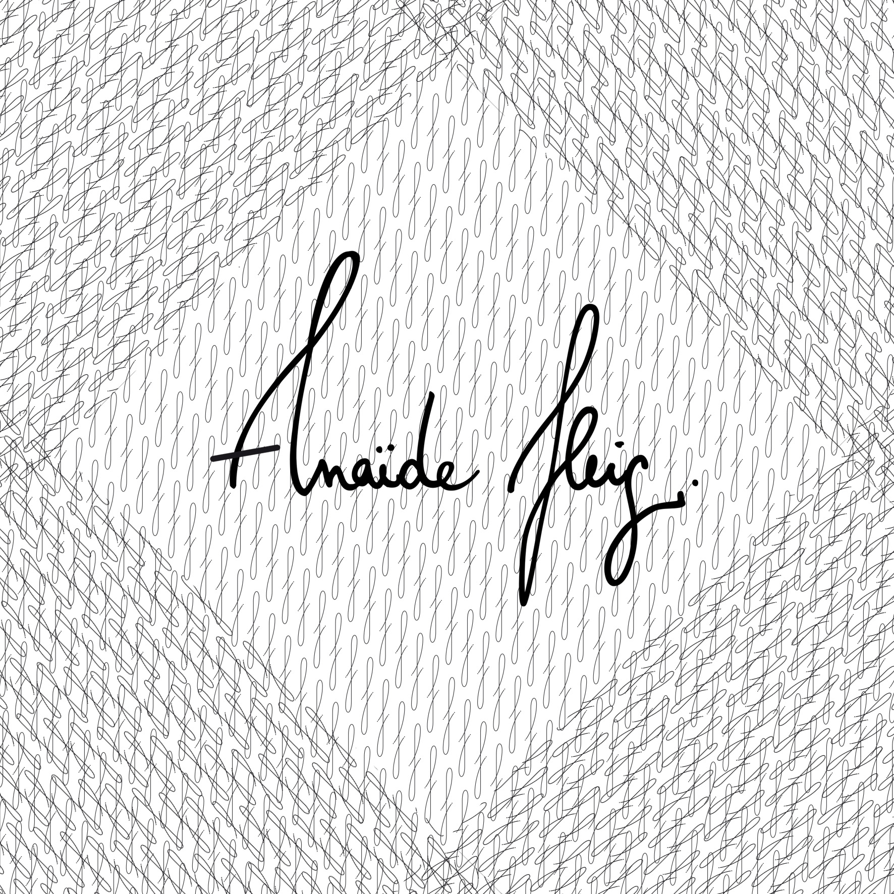 Anaïde Fleig - Amazingly intricate & inspired knot artist