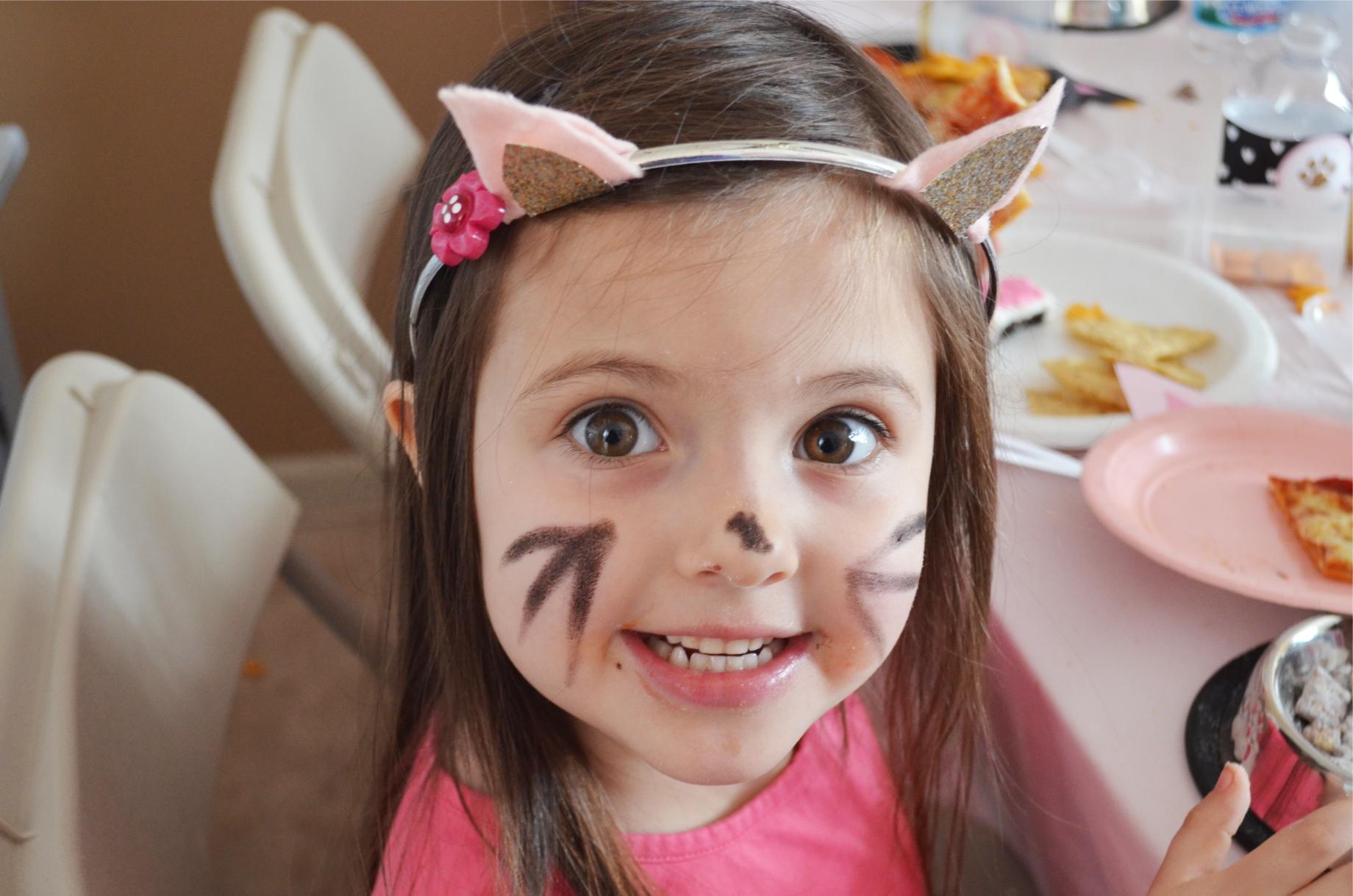 Kitty Cat Party | NestlingDesign.com