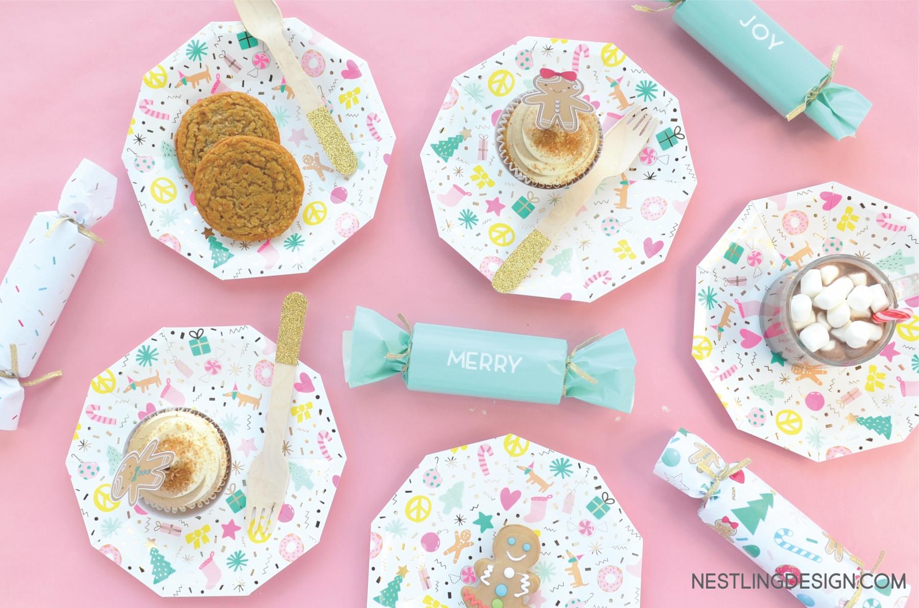 DIY Party Crackers | NestlingDesign.com