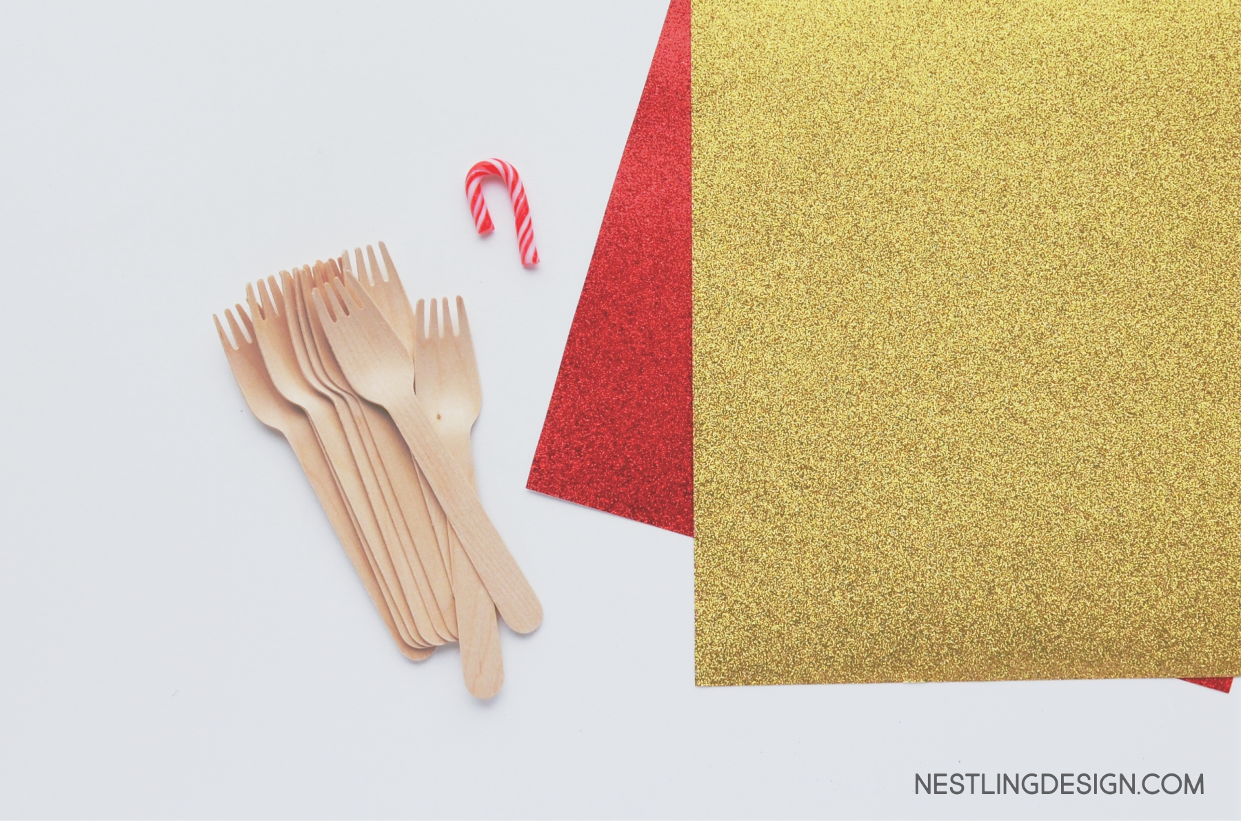 3 Ways To DIY Wooden Cutlery | NestlingDesign.com