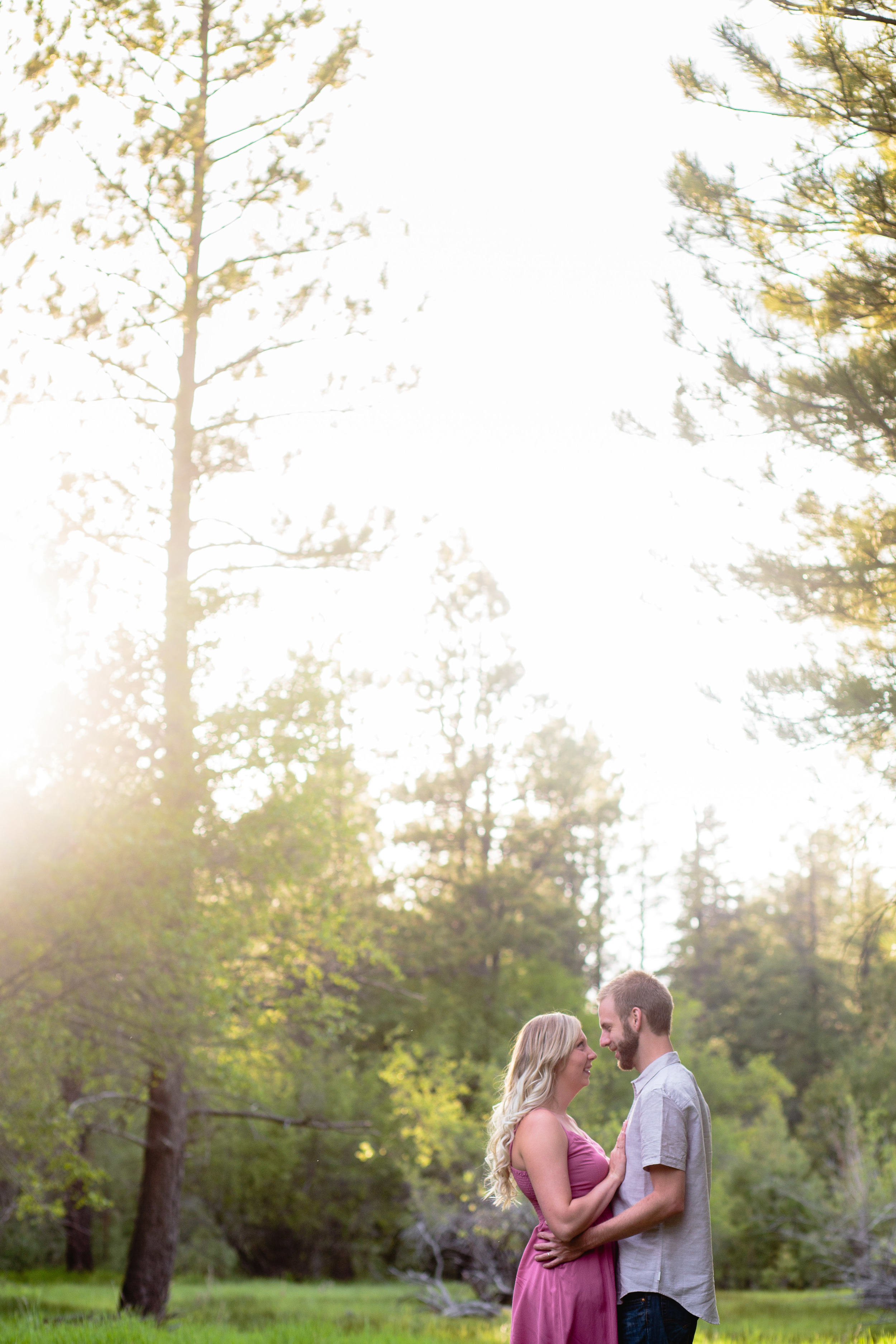 Summer love anniversary session Utah