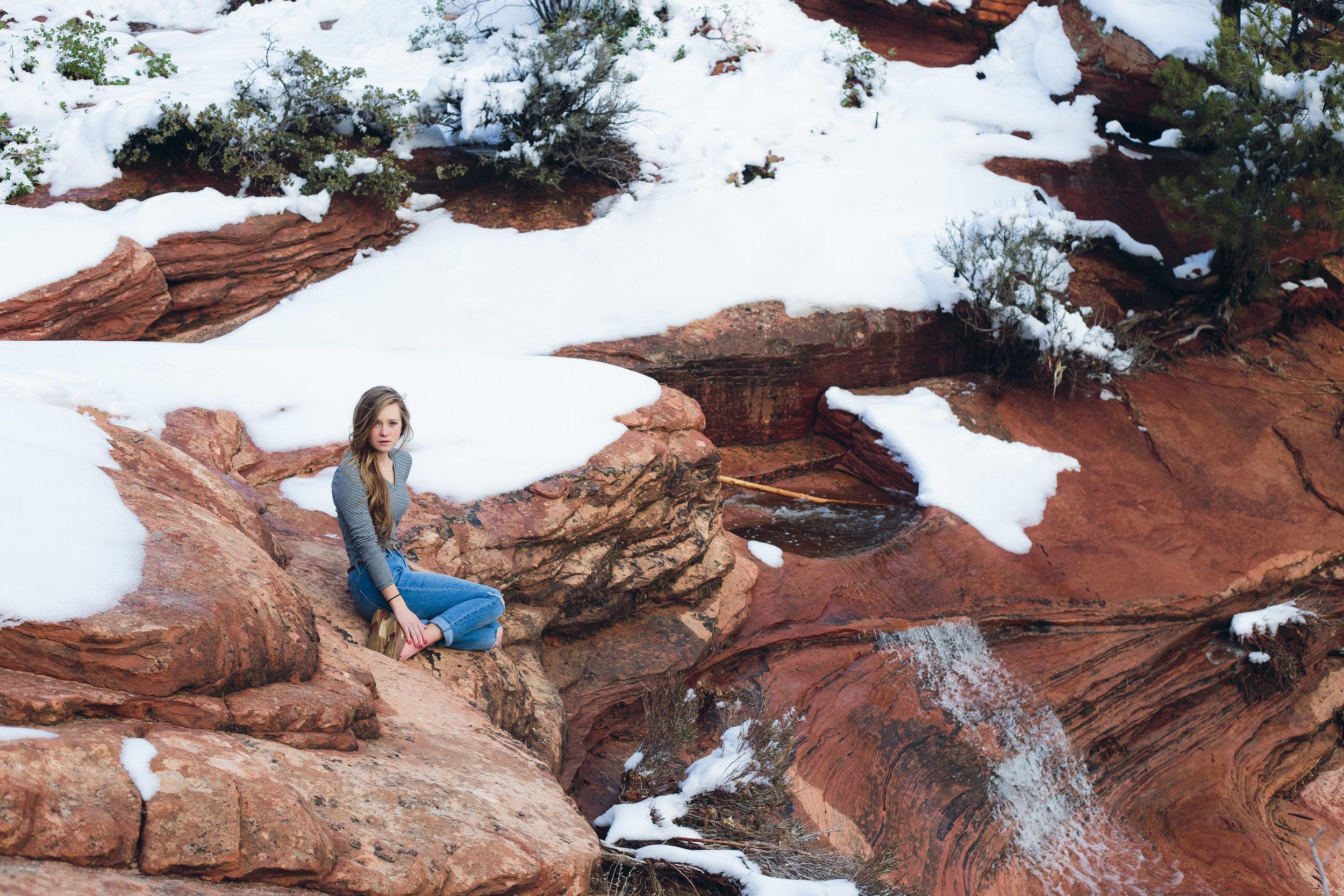 Zion National Park Photographer