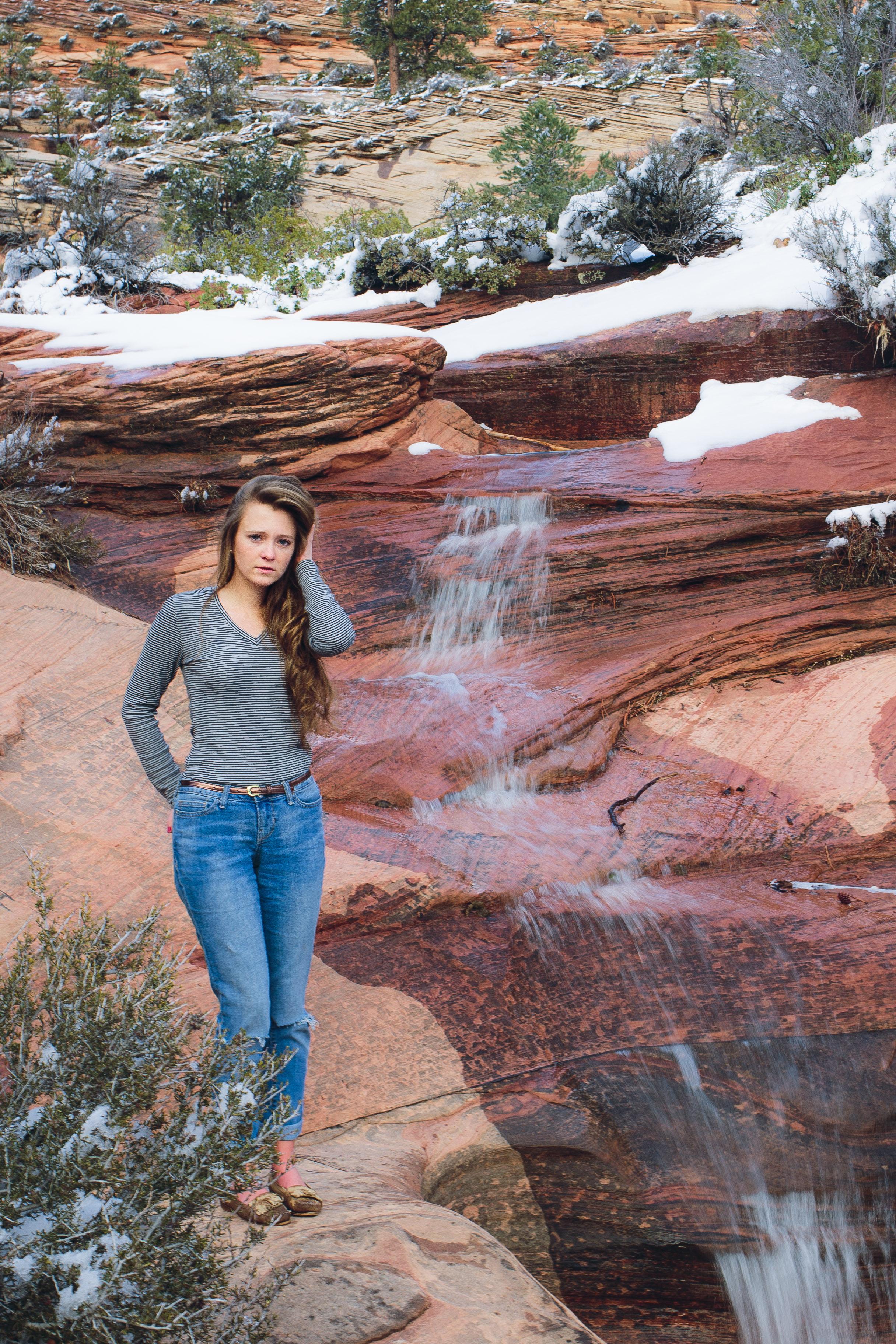 Zion National Park Model