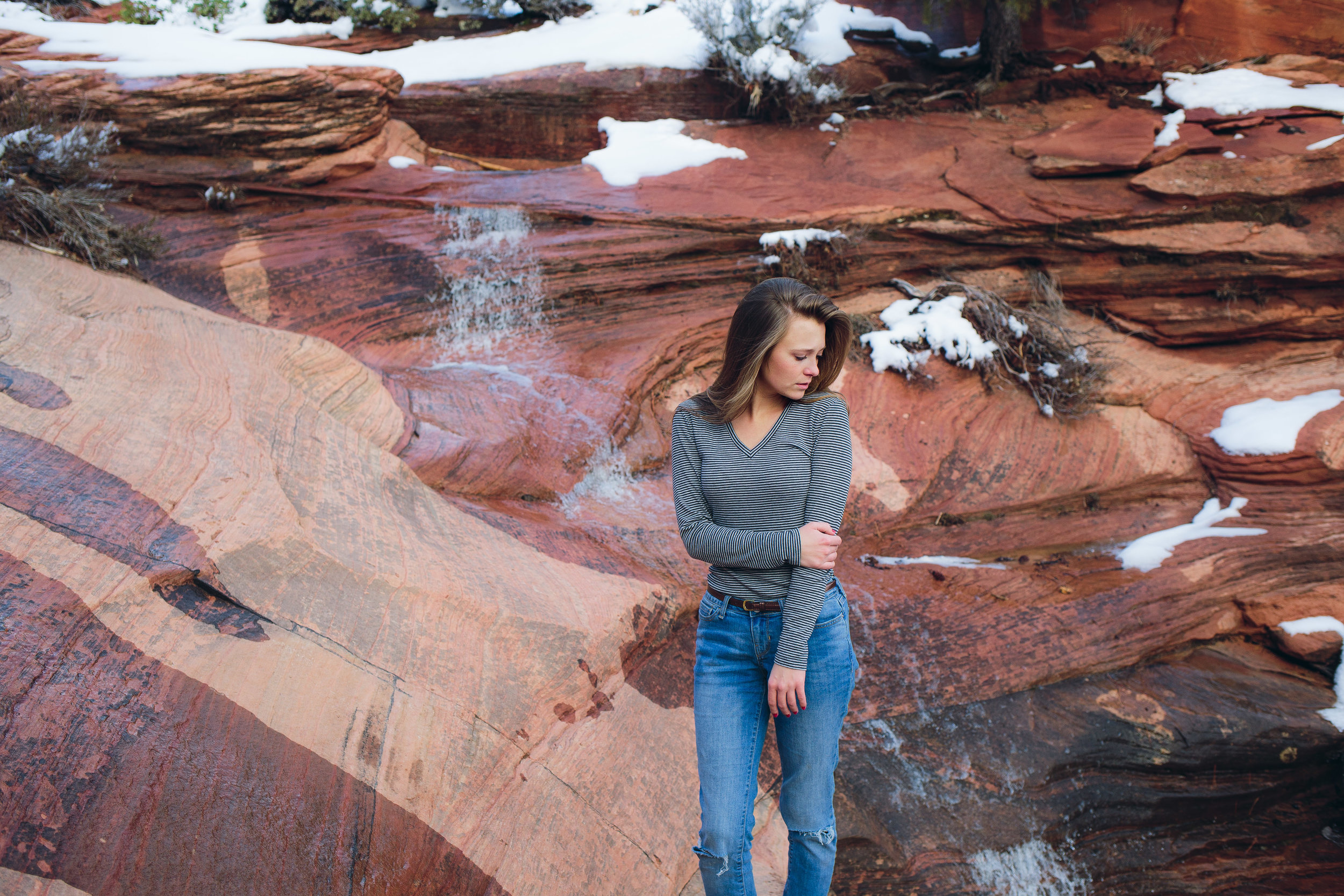 Zion National Park Fine Art Portraiture