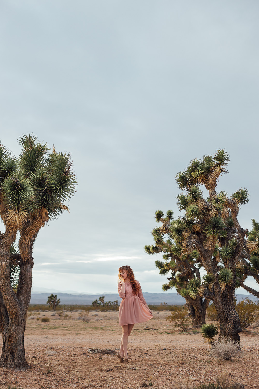 Model dancer Southern Utah Adventure photographer hybrid film and digital