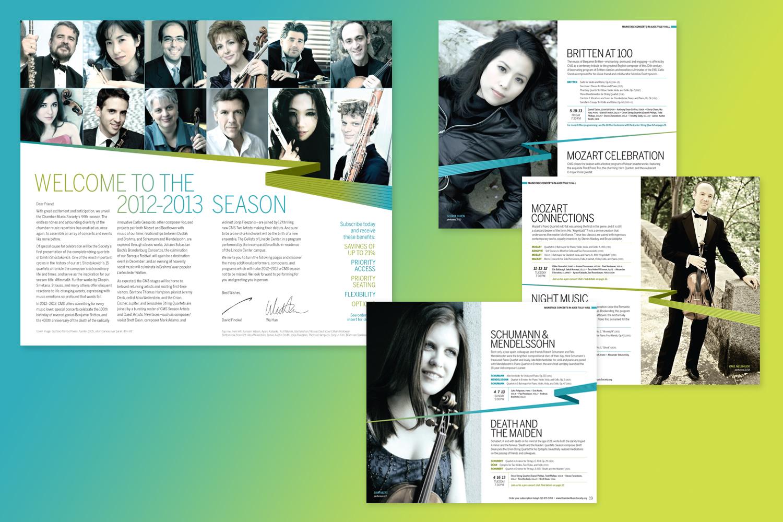 2012-2013 CMS Season Brochure
