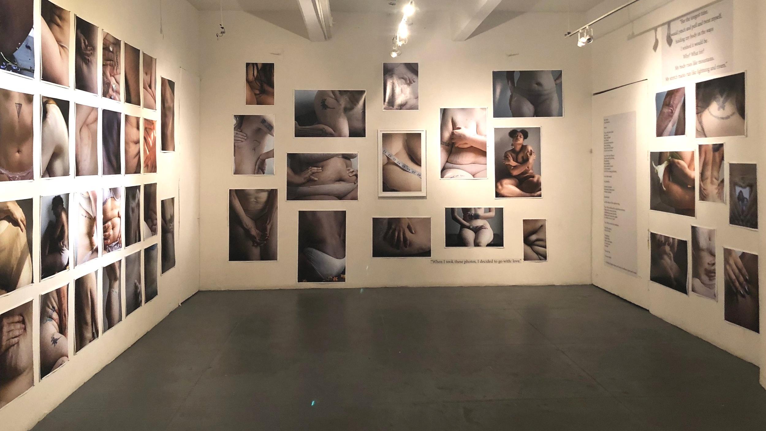 """Transformation"" Exhibition with RE:ARTISTE at Gallery MC, Manhattan, December 2018"