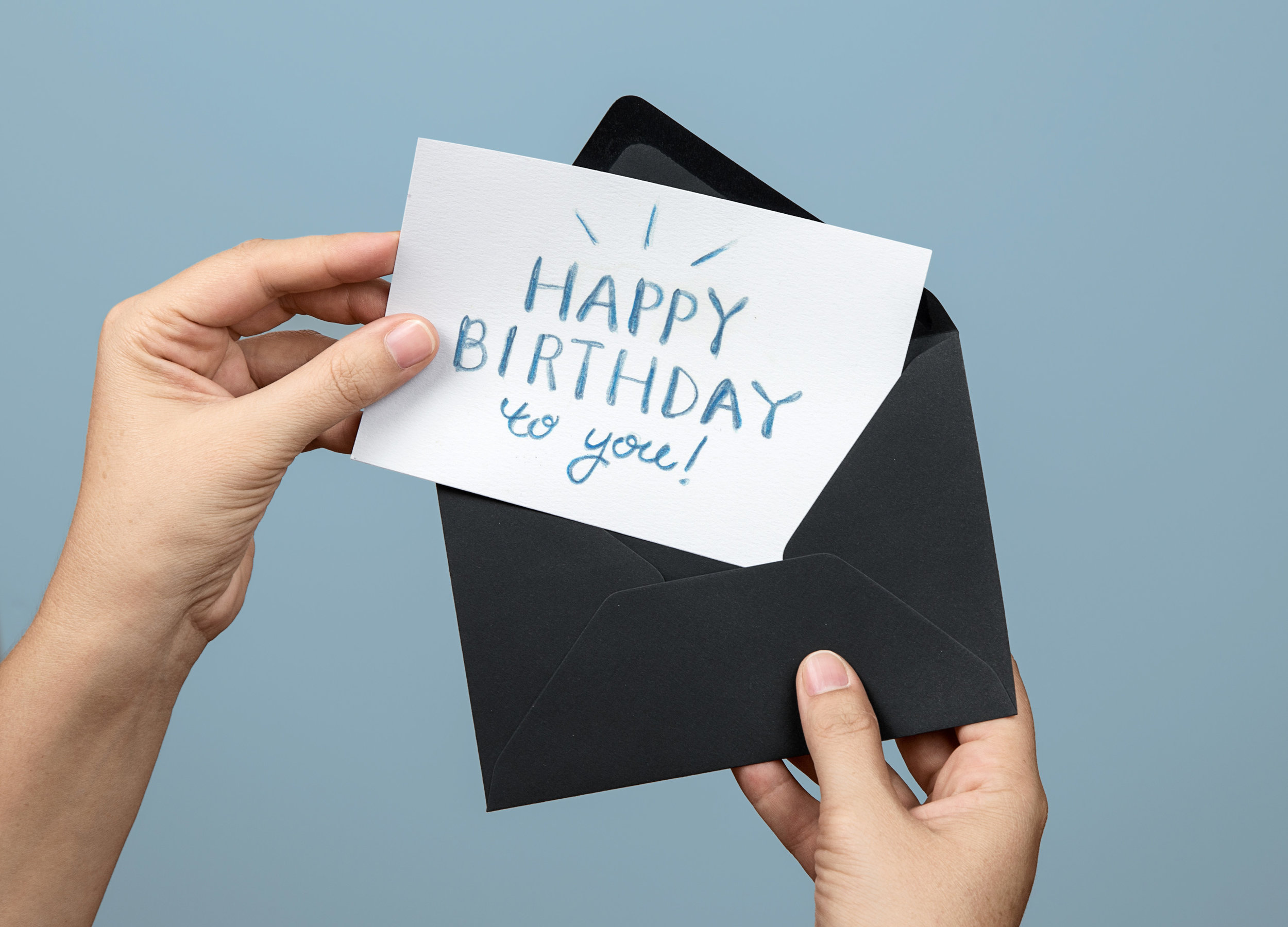 Hand-Lettering / Greeting Cards