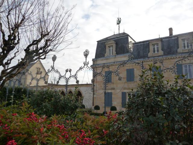 La Mission Haut-Brion, freshly renovated in December 2011