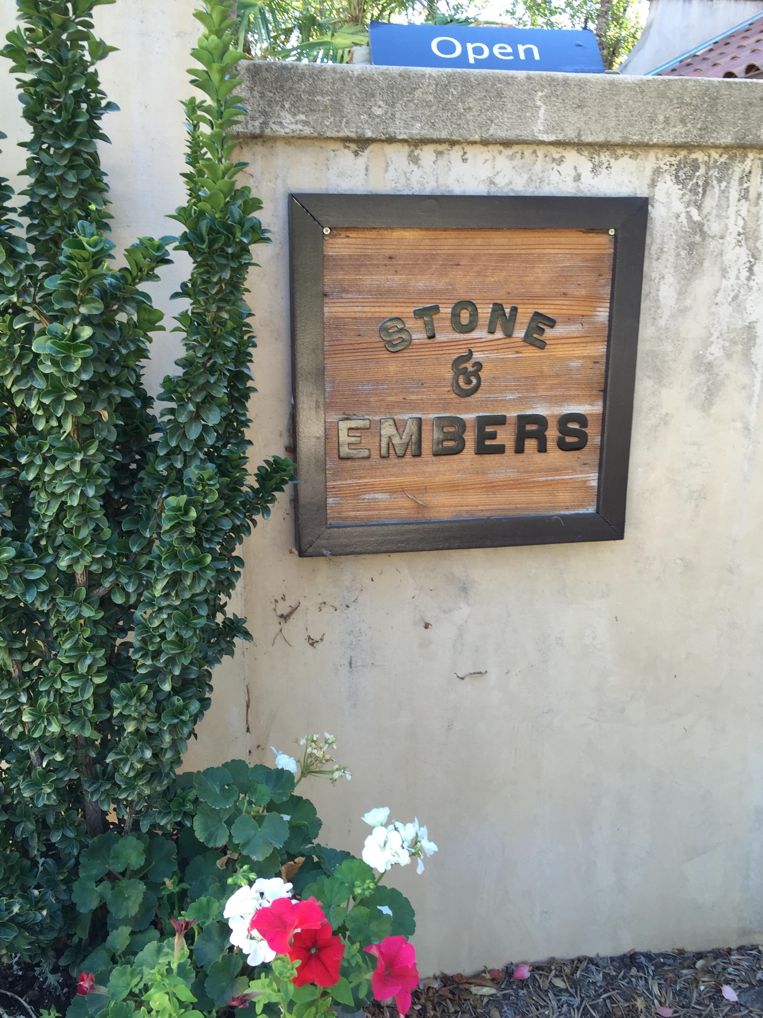 Stone & Embers
