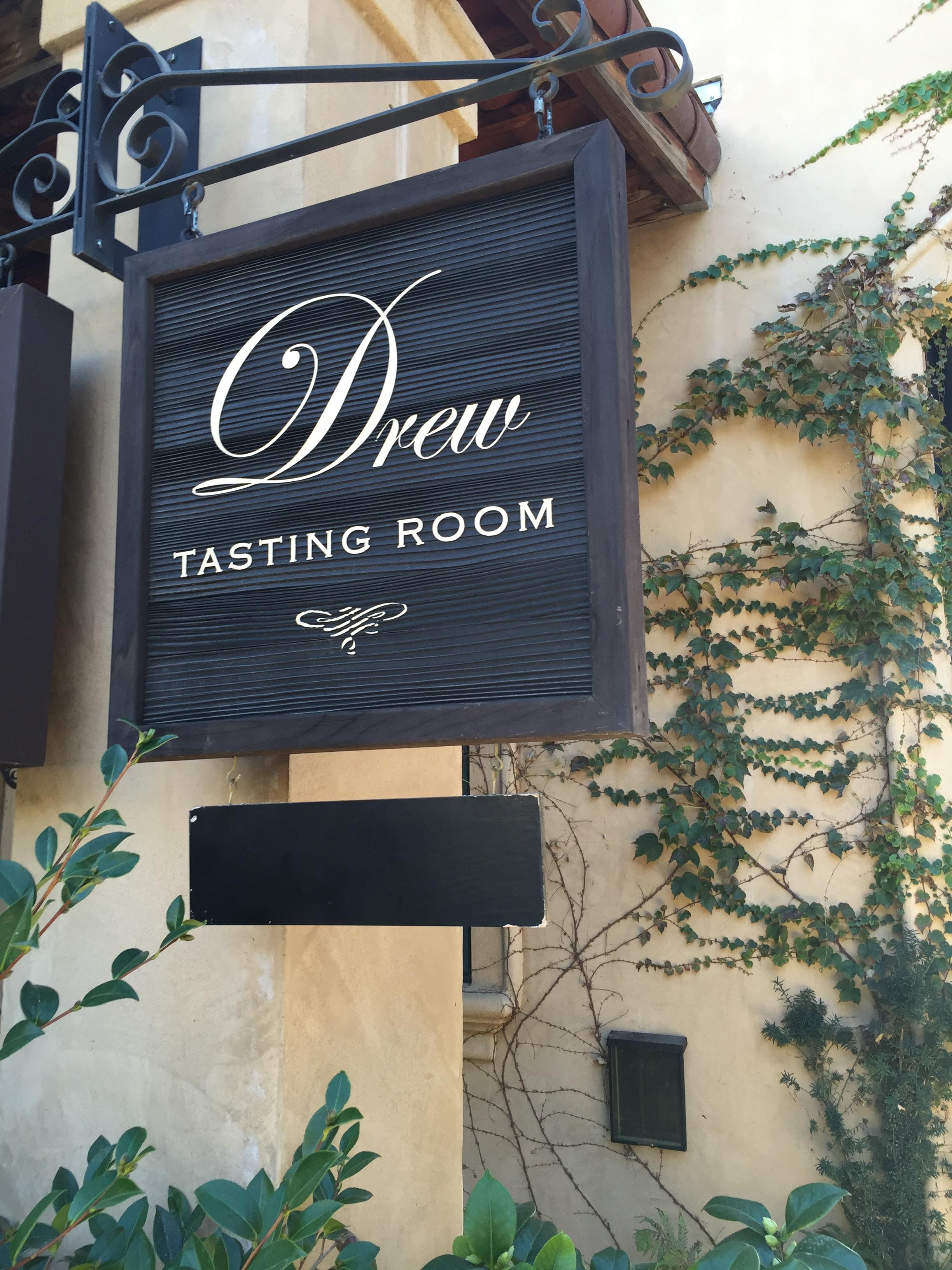 Drew Wine Cellars