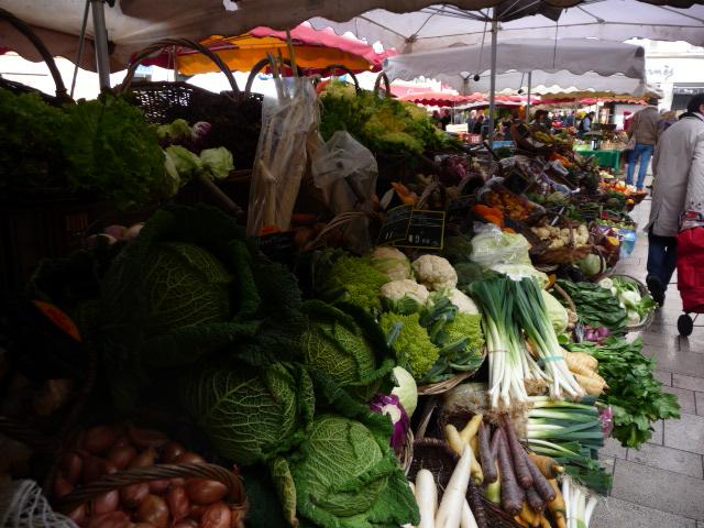Winter Market Goods