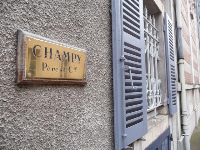 Champs Pere & Cie, depuis 1720