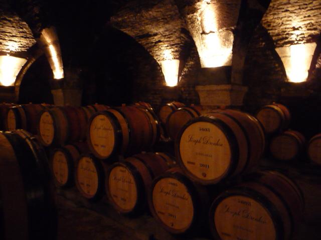 Le Cave du Joseph Drouhin