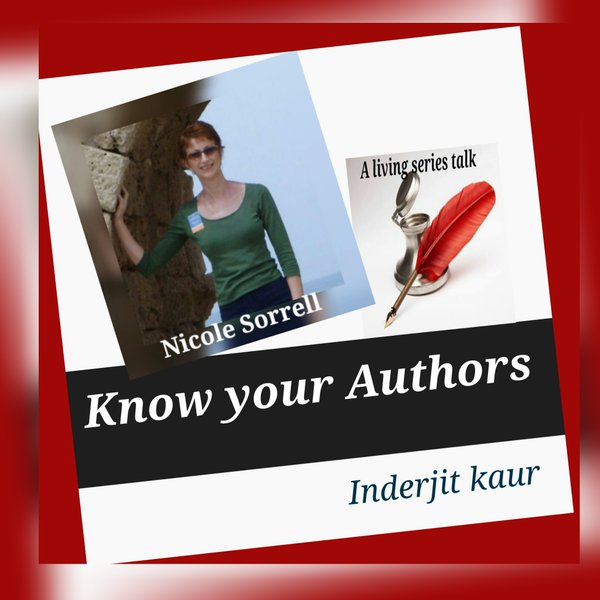 A Living Series Talks published my author interview.  Check it out!